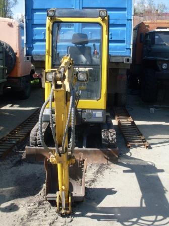 transhey tractor